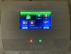 Honeywell LYNX Touch 5210 Home Security System W/ 5 Door-windows And 2 Motions