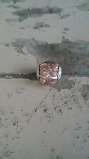 Persona European Bronze Gold over Sterling silver Charm Bead