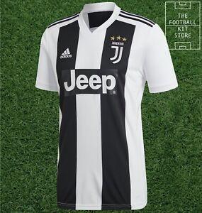 adidas Juventus Home Shirt - Juve Football Jersey - Mens - All Sizes
