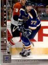 2001-02 Be A Player Memorabilia Pierre Turgeon #296