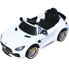 Kinderfahrzeug Mercedes GTR AMG Kinderauto mit Fernbedienung MP3 Beleuchtung