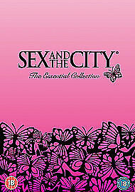 Sex And The City - Series 1-6 - Complete (DVD, 2013, 19-Disc Set, Box Set)