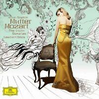 """ANNE-SOPHIE MUTTER """"DIE VIOLINSONATEN"""" 4 CD SET NEUWARE"""