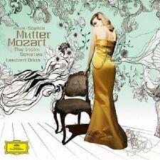 """Anne-sophie mère """"les violinsonaten"""" 4 CD set article neuf"""