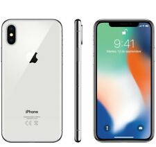 Apple iPhone X 64GB, Silver, Official Warranty
