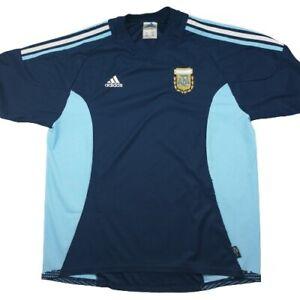 Vintage Adidas World Cup Argentina AFA World Cup Jersey Shirt