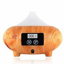 Bodyguard Aromatherapy Essential Oil Diffuser - 250ml Wood Grain Ultrasonic Co.
