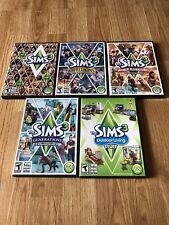 Sims 3 & 4 Expansions Win Mac ST1