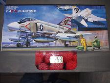 FUJIMI 72104 (K-4) - McDonnell Douglas F-4 B/N Phantom II 'JOLLY ROGERS' - 1/72