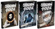 Dan Poblocki SHADOW HOUSE Children's Horror Series Collection HARDCOVER Set 1-3