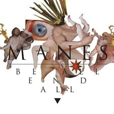 Manes - Be All End All CD 2014 digi experimental Norway Debemur Morti