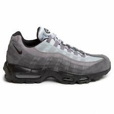 Para hombres Nike Air Max 95 Essential Zapatillas AT9865 008 Gris/Negro Talla UK 6 EU 39