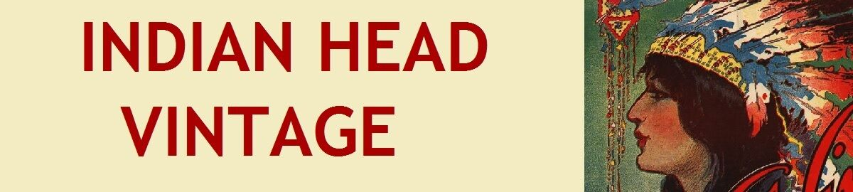 Indian Head Vintage
