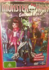 moster high ghouls rule