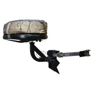 Hawk HWK-3001 Any Angle Weatherproof Memory Foam Hunting Hangout Tree Seat