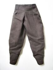"""1/6 Sideshow STAR WARS Jedi Anakin Ayden Christensen brown pants for 12"""" Figure"""