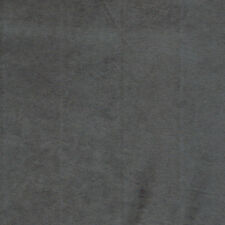 CHARCOAL GRAY STRETCH MICRO SUEDE CLOTH FABRIC 58 INCHES WIDE