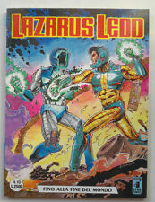 LAZARUS LEDD 10 Fino alla fine del mondo STAR COMICS 1994