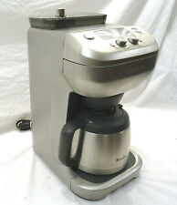 Breville RM-BDC650BSS The Grind Control Stainless Steel Coffee Maker 12 Cup