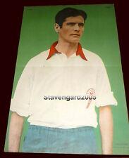 "SOCCER W/CUP 1934 GALATEO Argentina Scorer vs Sweden (2-3) Poster 17,72 x 11,81"""