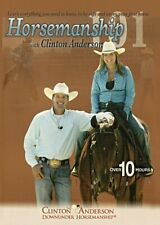 New listing Clinton Anderson Horsemanship 101 Training Dvd set