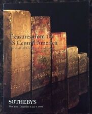 SS CENTRAL AMERICA 1999 SOTHEBY'S AUCTION CATALOG TREASURES FROM THE SSCA