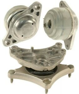 8MB060E 3pc Engine Transmission Mounts fit 4MATIC 2007 - 2011 Mercedes-Benz S550