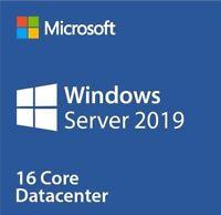 MICROSOFT WINDOWS SERVER 2019 DATA CENTER 64BIT Full Version