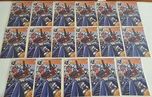 TRANSFORMERS #1 Warehouse Find Lot of (17) Comics IDW HI GRADE NM/M 9.8