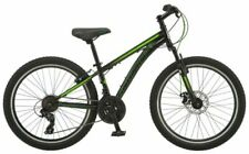 Schwinn  Sidewinder Mountain 24 inch Bike - Black 21 Speed