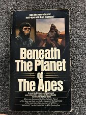 Beneath The Planet of The Apes (Movies-Tie-In) by Michael Avallon Pb Bantam