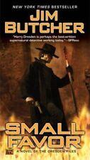 Dresden Files #10: Small Favor by Jim Butcher (2009, Mas Market Paperback)