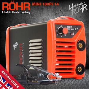 ROHR ARC Welder Inverter MINI 240V 180amp MMA DC Portable Stick Welding Machine