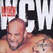 WCW - Mayhem The Music / Slayer Megadeth Metallica Insane Clown Posse Konnan
