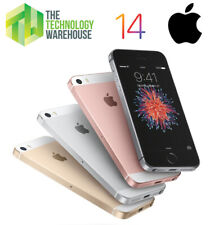 Apple iPhone SE Unlocked Smartphone - 16/32/64/128GB - All Colours - All Grades.