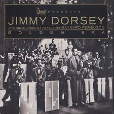 JIMMY DORSEY Golden Era CD (Maynard Ferguson) Big Band Sing a song of sixpence
