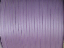 Double Sided Satin Ribbon 3mm PK 10m - Lilac Sewing Craft Embellishment