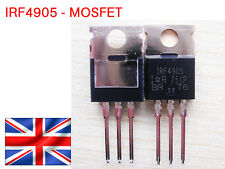 Irf4905-Transistor-Mosfet, P, -55 V, -74 un, To-220 - Reino Unido Stock-Fast Post