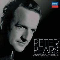 Peter Pears - Anniversary Tribute (2010)  6CD  Box Set  NEW  SPEEDYPOST