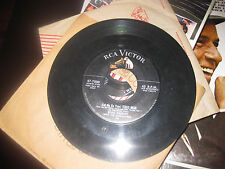 Elvis Presley; (Let Me Be Your) Teddy Bear on 45