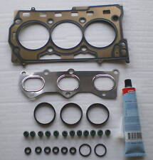 HEAD GASKET SET POLO IBIZA CORDOBA TOLEDO FABIA ROOMSTER RAPID 1.2 12V 02 on