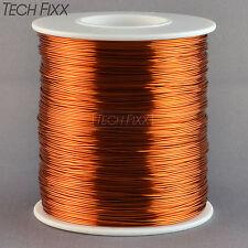 Magnet Wire 26 Gauge Awg Enameled Copper 1260 Feet Tesla Coil Winding 200c