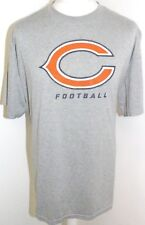 Nike NFL Chicago Bears Homme Gris T Shirt Taille XXL