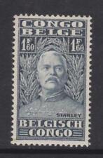 Belgian Congo - SG 152 - l/m - 1928 - 1f 60 Stanley