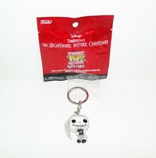 "FUNKO NIGHTMARE BEFORE CHRISTMAS POCKET POP KEYCHAIN VINYL 1.5"" PAJAMA  JACK"