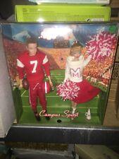 Barbie & Ken Campus Spirit Giftset Gold Label #L9649 New 2008 Mattel NRFB