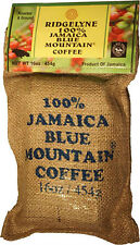 Organic Jamaica Blue Mountain Coffee Whole beans 2 lb Special $$$