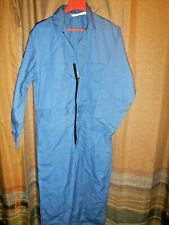 LAB SAFETY SUPPLY WORK COVERALL SIZE LARGE TO EXTRA LARGE