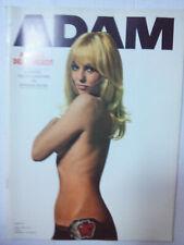 Magazine ADAM n° 43 AVRIL MAI 1971 -  MYLÈNE DEMONGEOT -