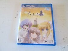 AIR (Sony PS Vita). Japan. Brand New. Mint. U.S. Seller.
